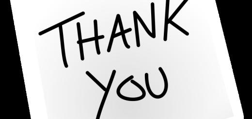 visa tacksamhet